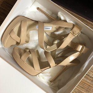 Jimmy Choo Platform Sandals (size 39)